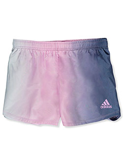 Girls' Ombre Shorts by Adidas in Lilac