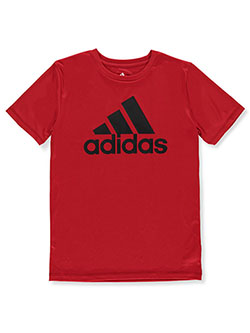Boys Performance T-Shirt by Adidas in Red