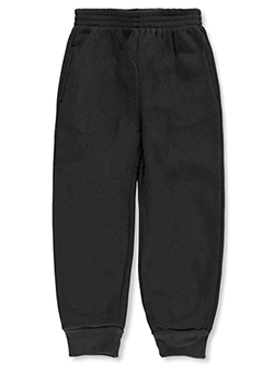 Joggers by Quad Seven in Black, Sizes 2T-4T