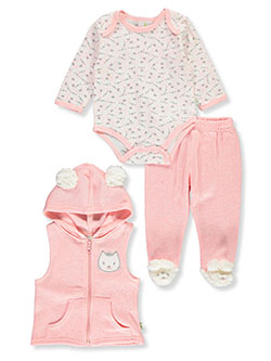 Queen Cat 3-Piece Leggings Set Outfit by Duck Duck Goose in Multi