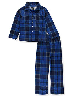 Boys' 2-Piece Pajamas by Quad Seven in Green