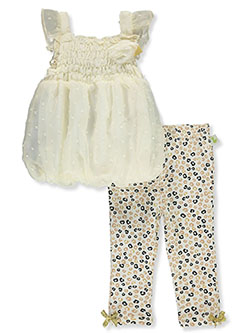 2-Piece Leggings Set Outfit by Duck Duck Goose in Multi