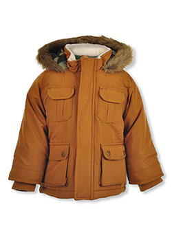 Baby Boys' Woodsy Insulated Jacket by Carter's in Brown