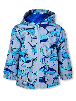 Baby Boys' Shark Print Hooded Jacket by Carter's