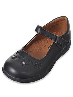 "School Rider Girls' ""Joella"" Mary Janes (Toddler Sizes 5 – 10) - CookiesKids.com"