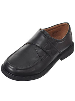 "School Rider Boys' ""Social Club"" Dress Shoes (Toddler Sizes 5 – 12) - CookiesKids.com"
