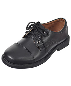 "School Rider Boys' ""Quad"" Dress Shoes (Toddler Sizes 5 – 12) - CookiesKids.com"