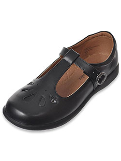 "School Rider Girls' ""Teardrop"" Mary Janes (Youth Sizes 13 – 4) - CookiesKids.com"