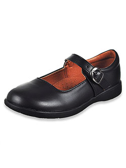 Girls' Mary Jane Shoes by School Rider in Black