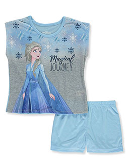 Frozen Magical Journey 2-Piece Pajamas by Disney in Multi