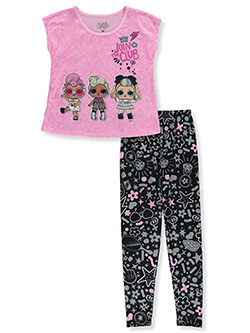 Girls' Join The Club 2-Piece Pajamas by LOL Surprise in Multi