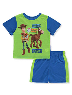 Toy Story Friends Stick Together 2-Piece Pajamas by Disney in Multi