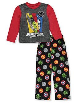 Avengers Boys' 2-Piece Pajama Set by Marvel in Multi