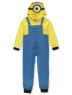Character Costume 1-Piece Pajama Suit by Minions in Multi