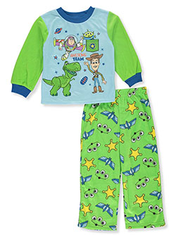 Toy Story Awesome Team 2-Piece Pajama Set by Disney in Multi, Boys Fashion