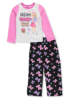 Girls' Dream 2-Piece Pajamas by Jojo Siwa in Multi