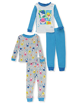 Boys' Medley 2-Pack Pajamas by Pinkfong Baby Shark in Multi