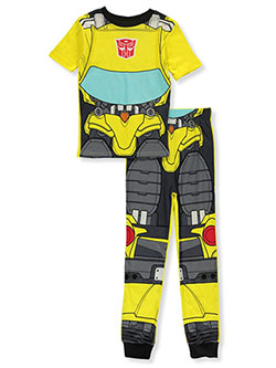 Boys' Bumblebee 2-Piece Pajamas by Transformers in Multi