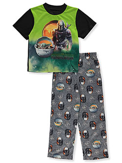 Boys' 2-Piece Pajamas by Star Wars The Mandalorian in Multi
