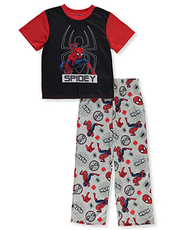 Boys 2-Piece Pajamas by Spider-Man in Multi