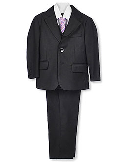 5-Piece Suit by Joey Couture in Black
