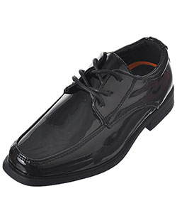 Jodano Collection Boys' Dress Shoes (Toddler Sizes 5 – 12) - CookiesKids.com