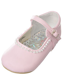 "Angels Baby Girls' ""Time to Shine"" Mary Janes - CookiesKids.com"