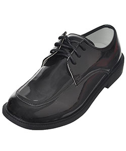 "Danuccelli Boys' ""Top Look"" Dress Shoes (Youth Sizes 12.5 – 4) - CookiesKids.com"