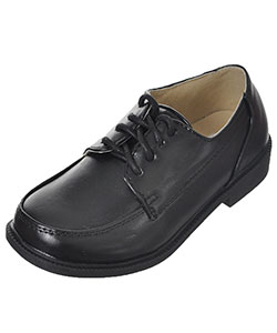 "Danuccelli Boys' ""Stitch Special"" Dress Shoes (Toddler Sizes 5 – 12) - CookiesKids.com"