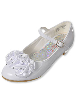 "Angel Girls' ""Gem Bunch"" Mini Pumps (Youth Sizes 13 – 5) - CookiesKids.com"