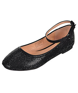 Girls' Flats by Angels in Black - Dress Shoes