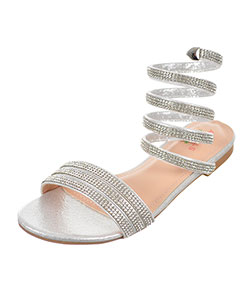 Angels Girls' Sandals (Sizes 10 – 10) - CookiesKids.com