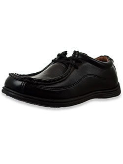 Boys' Welted Lace-Up School Shoes by Danuccelli in Black
