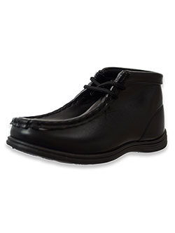 Boys' Ankle Boot School Shoes by Danuccelli in Black