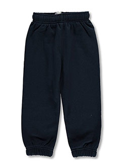 Boys' Joggers by A+ in Navy, Sizes 2T-4T & 4-7
