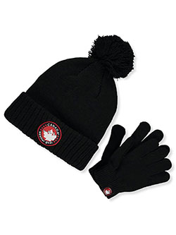 Boys' Beanie & Gloves Set by Canada Weather Gear in Multi - $9.99