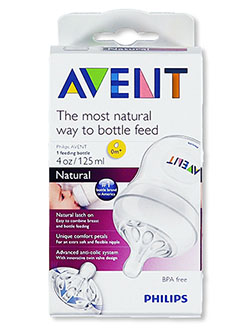 Natural Newborn Bottle by Avent, Infants