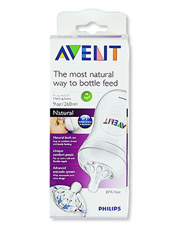 Natural Slow Flow Bottle by Avent, Infants