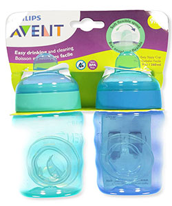 2-Pack My Easy Sippy Cup by Avent in Blue/multi, Infants