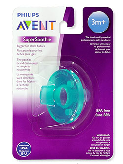 Super Soothie Pacifier by Avent in Multi, Infants