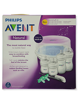 8-Piece Newborn Essentials Gift Set by Avent in White/multi, Infants