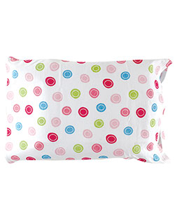 "Luvable Friends ""On Target"" Toddler Pillow Case - CookiesKids.com"
