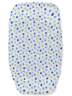 Fitted Crib Sheet by Luvable Friends in Blue