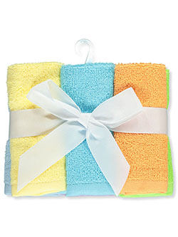 6-Pack Washcloths by Luvable Friends in Multi