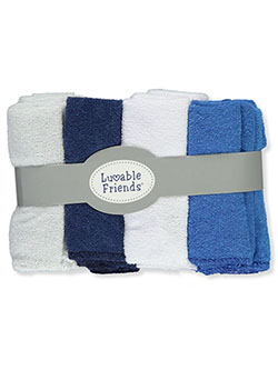 24-Pack Washcloths by Luvable Friends in Multi