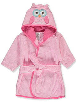 Penguin Hooded Bathrobe by Luvable Friends in Multi