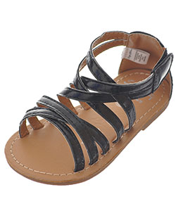 "Stepping Stones Baby Girls' ""Crisscross Straps"" Sandals - CookiesKids.com"