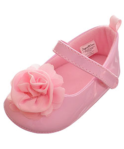 Stepping Stones Baby Girls' Mary Jane Booties - CookiesKids.com