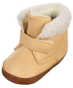 Stepping Stones Baby Boys' Sneaker Booties - CookiesKids.com