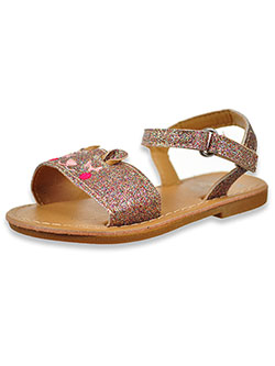 Baby Girls' Cat Sandals by Stepping Stones in Iridescent - $15.00